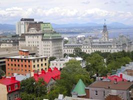Quebec City by Lily-Gangsta