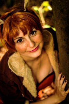 Marvel : Squirrel Girl 5 by Amapolchen