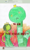 Question 43: Worm War the 19th by Herbie-and-Company