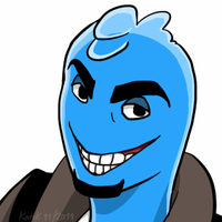 OSMOSIS JONES by Eru-kun