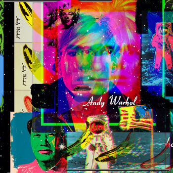 Andy Warhol Super-screen by indesition