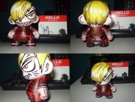 Munny: Viral by ScarecrowArtist