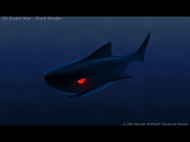The Shark by KDEWolf