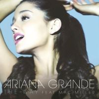 The Way(Single CD)-Ariana Grande by cosgrover4ever
