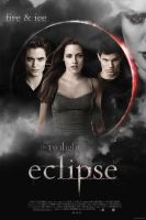 Eclipse Fake Poster II by thaisrods