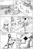 Amadora BD Comic contest p3 by erdna1