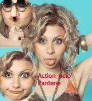 Action pelo pantene by WonderlandDespeinate