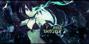 Black Rock Shooter Signature by LotsOfLaughs13