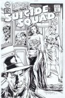 Suicide Squad...BY KARIN BETRAYED! Commission by ShawnVanBriesen