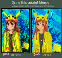 Improvement Meme by 565mae10