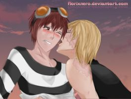 Mello x Matt 01 by Hatake-Flor
