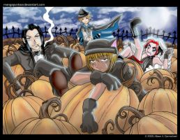 Halloween 2K5 by MPsai