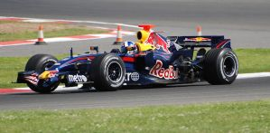 Red Bull F1 RB3 by pma27
