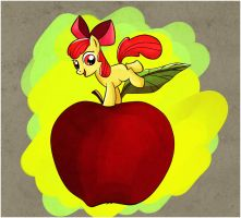 Apple Bloom by Capreola