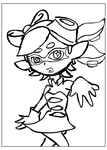 Marie Sketch W.I.P by squid-sisters
