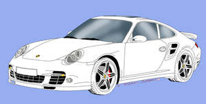 Paint your Porsche 911 Turbo! by StanHoneyThief