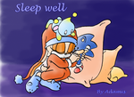 Sleep well Cream by adamis