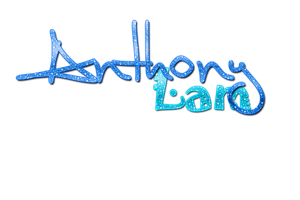 Texto png 'Anthony Lam' by celesthe1