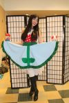 Nerdy Girlz - Piranha Plant Cosplay Pinafore by DarlingArmy