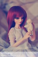 BJD Challenge - Day1: Toy by Eludys