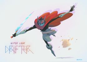 Hyper Light Drifter by MeisterMash