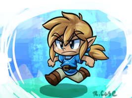 LinkBotW by rongs1234