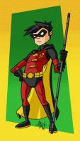 Boy Wonder colours by tyrannus