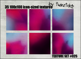 Texture Set 25 by twinstrikeish