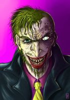 The Joker by 9999DamagePoints