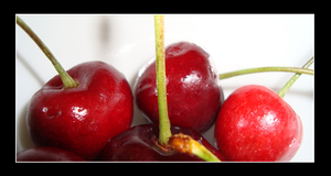 Cherries without blossoms by loezzy