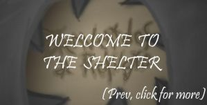 Shelter 801 - (1) Welcome to the shelter by oconstar