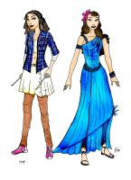 Hop and Rio fashions by Selinelle