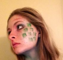 Breaking Bad Makeup: Periodic Table by KeziArtEternal