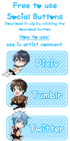Free to use social buttons: FREE! - SnK - KnB - AT by Fuugen
