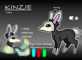 Kinzie Reference by thedoomedkitteh