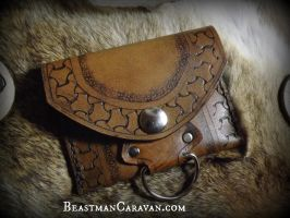 Mini Clutch Coin Purse Wallet by The-Beast-Man