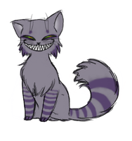 A Cheshire Grin by Gladly-Insane