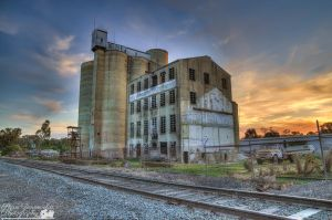 Tocumwal Mill by djzontheball