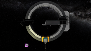 NIF Support Frigate: Day 4 by Dimcreaper