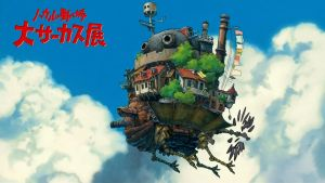 Howl's Moving Castle HD by ihateyouare
