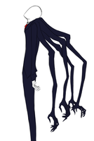 Slender Man by CraziAlchemist