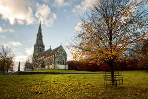 St Marys Church by Bootcoot