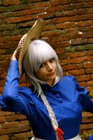 Sophie Hatter - Howl's moving castle by lovelyJuudaime