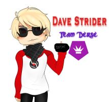 Dave Strider by Roselynd