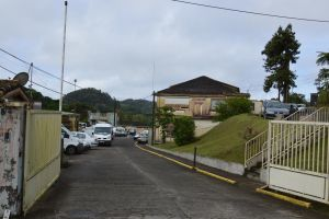 Butcher's Hospital in forest of Martinique by A1Z2E3R