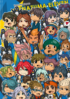 Inazuma Eleven - PENGUINS ARE EVERYWHERE!! by DigimonXevolution199