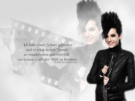 Bill Kaulitz 3 by DoraaK