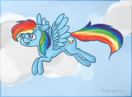 nyoom by Puffedwarrior