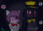 Midnight x Nightmare by SonicFazbear15