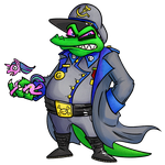 COMMISSION: Generalissimo Grunt by Altermentality